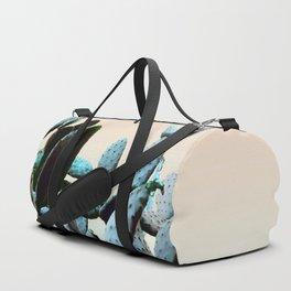 Green Cactus Duffle Bag