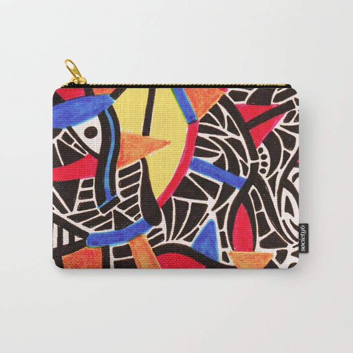 - romantic gate - Carry-All Pouch