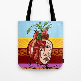 Corazón Tote Bag