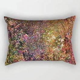 Abstract 295 Rectangular Pillow