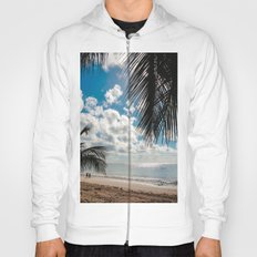 Couple at the beach Hoody
