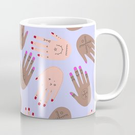 hands boucherouite Coffee Mug