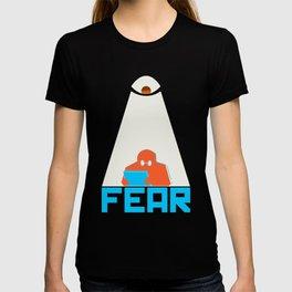 Fear the NSA T-shirt