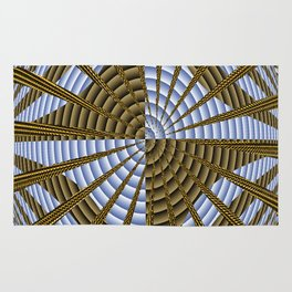 Basket weaving 101... Rug