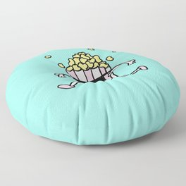 Pop Pop Corn Pop Floor Pillow