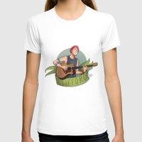 michael clifford T-shirts featuring CLIFFORD by gabitozati