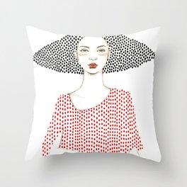 Elle Throw Pillow