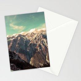 Alpine Magic Stationery Cards