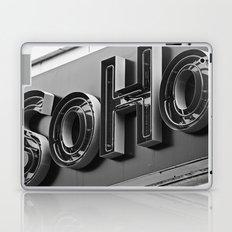 SoHo B&W Laptop & iPad Skin