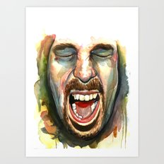 JB! Art Print