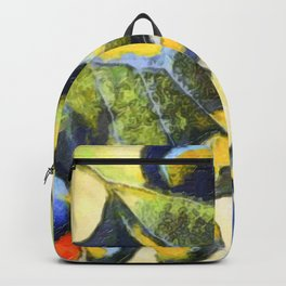 Old World Swallowtail Butterfly wing Backpack