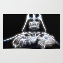 Darth Vader Electric Ghost Rug