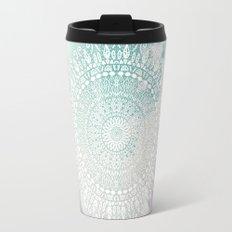 RAINBOW CHIC MANDALA Travel Mug