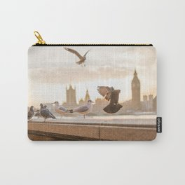 London, Uk Carry-All Pouch