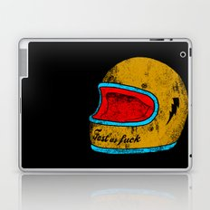 fast as fuck Laptop & iPad Skin