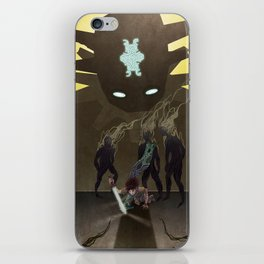 Shadow of the Colossus - Illustration iPhone Skin