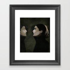 Pretender Framed Art Print
