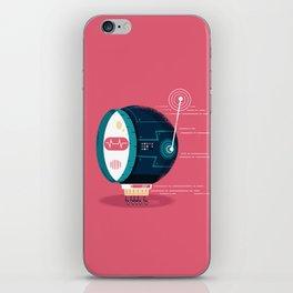 :::Mini Robot-Fos::: iPhone Skin