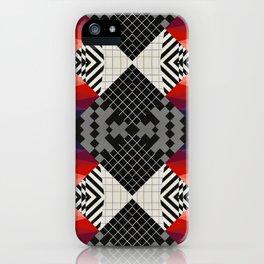 Glitch #1 iPhone Case