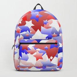 Patriotic Stars Backpack