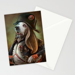 Napoleon Boneaparte Stationery Cards