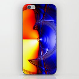 sub sonic waves iPhone Skin