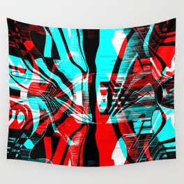 Dispersion Wall Tapestry