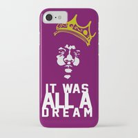 notorious big iPhone & iPod Cases featuring Notorious! by JM Designs
