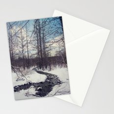 Snow River Stationery Cards