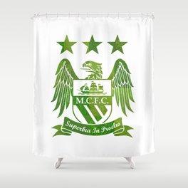 Football Club 15 Shower Curtain