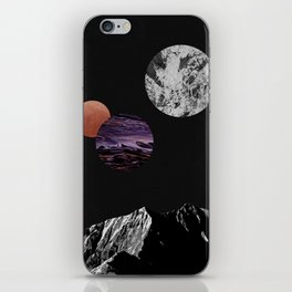 Space I iPhone Skin