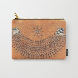 The Art of Ancient Egypt Carry-All Pouch