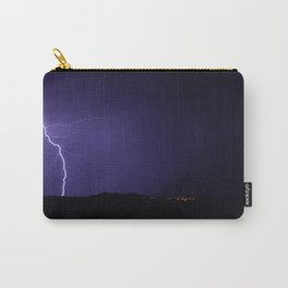 Lightning Strikes - II Carry-All Pouch