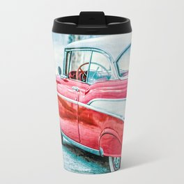Chevy Bel Air Travel Mug