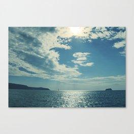 Santorini, Greece 17 Canvas Print