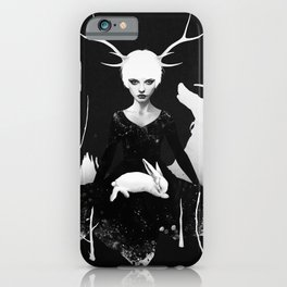 Space Within iPhone Case