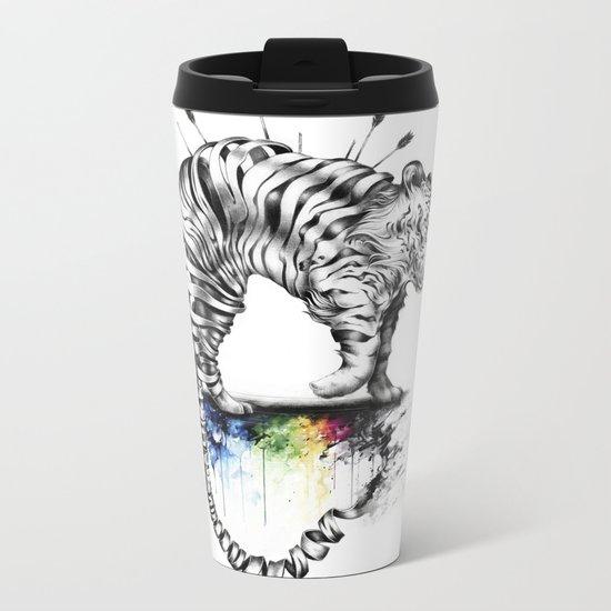 Lithium Metal Travel Mug