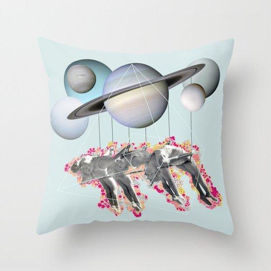 BETTER THAN EVER Throw Pillow