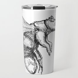 Bumblebear Travel Mug