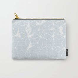 V is for... (Blue) Carry-All Pouch