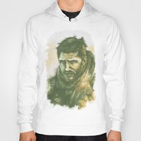 "mad max Hoodies featuring Mad Max by Barbara ""Yuhime"" Wyrowińska"