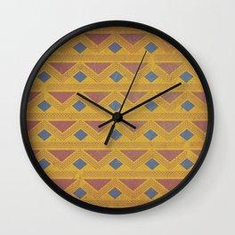 King of the Mountain Cometh Wall Clock