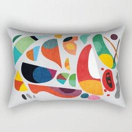 Still life from god's kitchen Rectangular Pillow