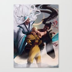 Avatar Spirits Canvas Print
