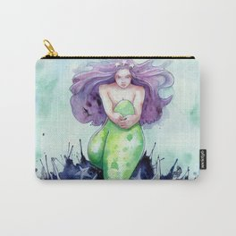 Reef Mermaid Carry-All Pouch