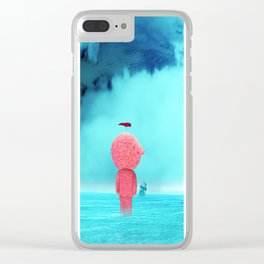 new world Clear iPhone Case