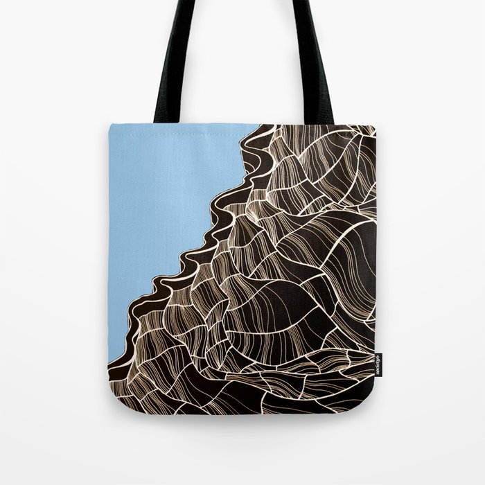 Breaking Down Tote Bag