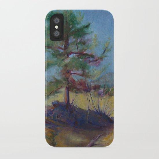 Spring Breeze iPhone Case