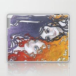 Antara and Meridian: Fire and Darkness Laptop & iPad Skin