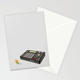 Deep Space 9mm Stationery Cards